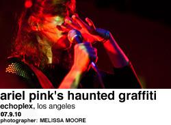 Ariel Pink's Haunted Graffiti  at Echoplex