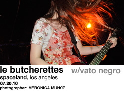 Le Butcherettes at Spaceland