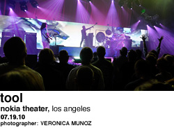 Tool at Nokia Theater