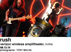 Rush at Verizon Wireless-Amplitheater