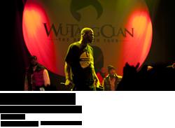 Wu Tang Clan at Club Nokia