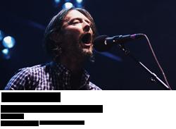 Radiohead at Roseland Ballroom