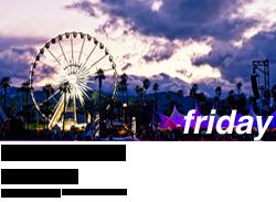 Coachella, 2012 - Day 1