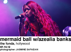 Mermaid Ball W/Azealia Banks + Special Guests at The Fonda