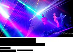 Pet Shop Boys at Shrine Auditorium