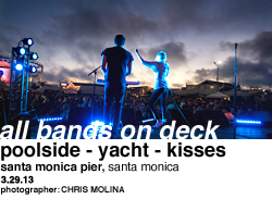 All Bands On Deck At Santa Monica Pier, Santa Monica
