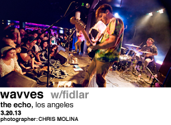 Wavves w/FIDLAR at The Echo