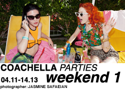 Coachella Parties 2013
