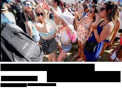 Coachella 2013, Crowd Weekend 2