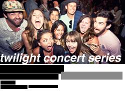 Gardens & Villa at Twilight Concert Series