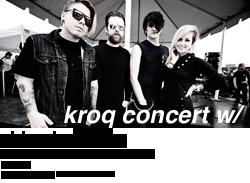 KROQ Concert w/Shiny Toy Guns