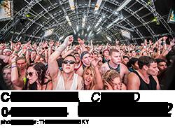 Coachella Crowd 2014