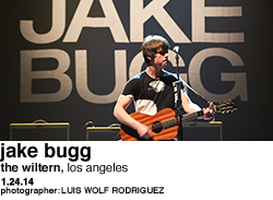 Jake Bugg at The Wiltern